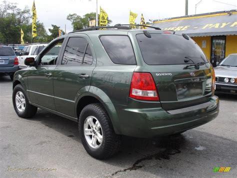 2003 Kia Sorento Transfer 2003 Kia Sorento Lx 4wd In Green Metallic Photo 4