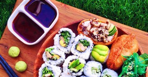 Sushi Without Mat by Vegan Sushi Tutorial Without Sushi Roll Mat Shape Variations Sushi Rice Recipe Filling