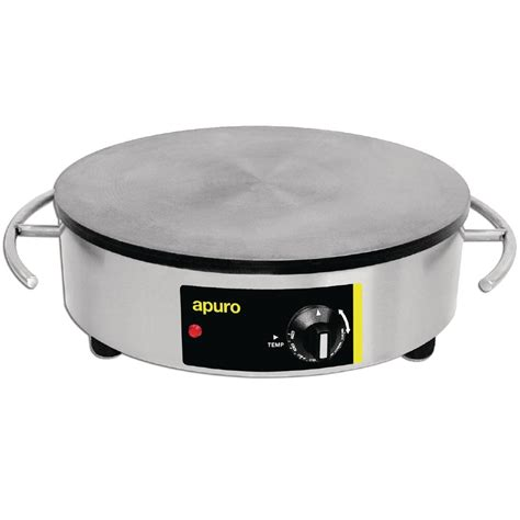 Bistro Crepe Maker apuro electric crepe maker complete kitchen catering