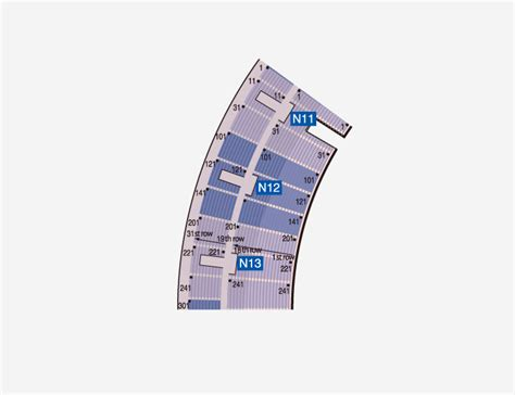 Home Floor Plans With Photos Seat Plan Nissan Stadium