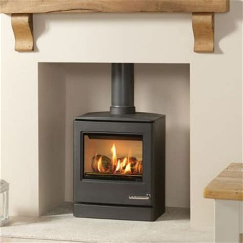 gas fireplace der cl yeoman cl5 balanced flue gas stove