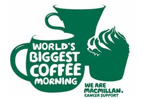 join the world s biggest coffee morning on 28 september