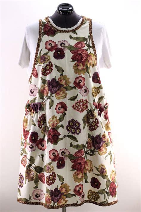 apron pattern plus size the vermont apron company plus size no tie apron in