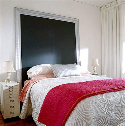 diy chalkboard headboard 100 inexpensive and insanely smart diy headboard ideas for your bedroom design