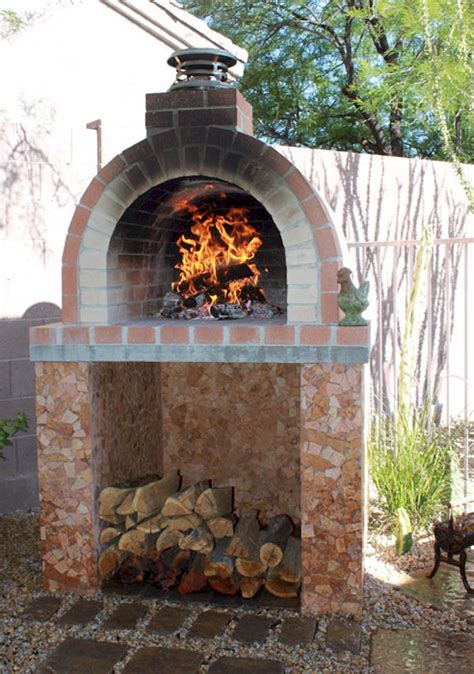 brick pizza oven brickwood ovens the louis family wood fired brick pizza oven