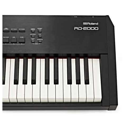 Keyboard Roland Rd 2000 roland rd 2000 digital stage piano at gear4music