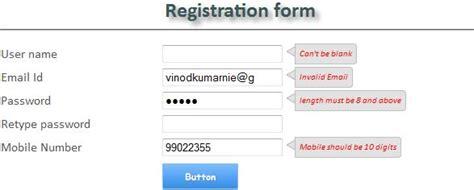 jquery registration form template 100 jquery registration form template business forms