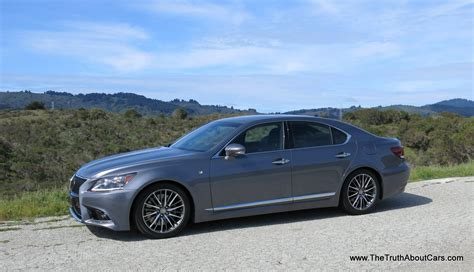 lexus sport 2013 review 2013 lexus ls 460 f sport video the truth