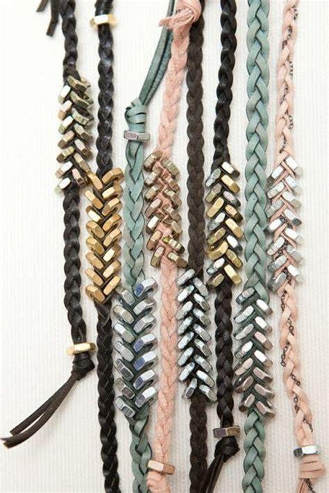 Diy Handmade Bracelets - 16 cool diy bracelets diy ready