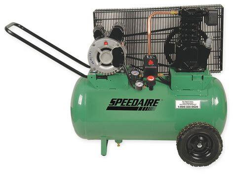 speedaire air compressor 2 0 hp 120 240v 135 psi 1nnf4 1nnf4 grainger