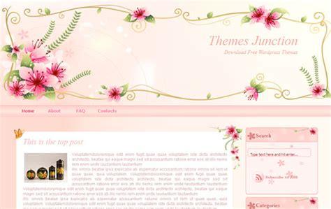 themes tumblr girly 30 free and premium pink wordpress themes themegrrl