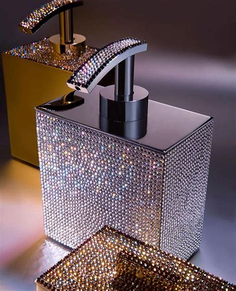 Dispenser Beling swarovski soap dispenser you i probably need one of these maybe everyone should a