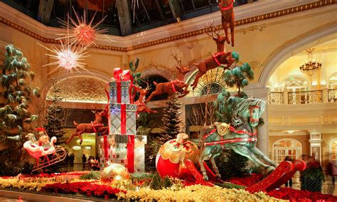 Lovely Bellagio Las Vegas Christmas #3: Christmas-at-the-bellagio.jpg