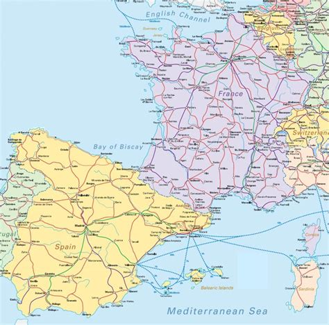 eurail map pin italy eurail pass map on