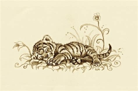 lost tiger tattoo best 25 tiger design ideas on tiger