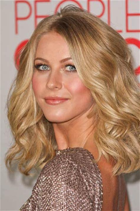 julianne houghs mid length bob best hair looks of 2012