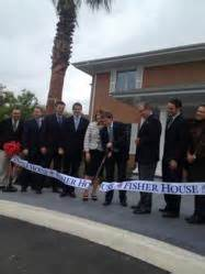 ken fisher fisher house fisher house foundation dedicates 60th facility worldwide at south texas veterans