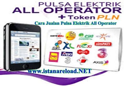 Pulsa Multi All Operator master distributor pulsa elektrik all operator 2015 home