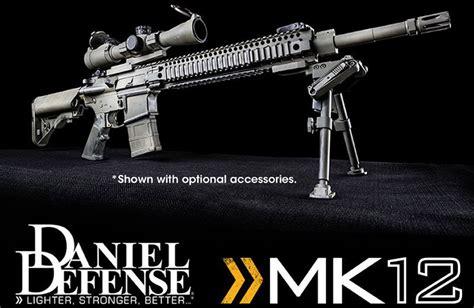 Mk 25a daniel defense mk12 223 5 56 rifle