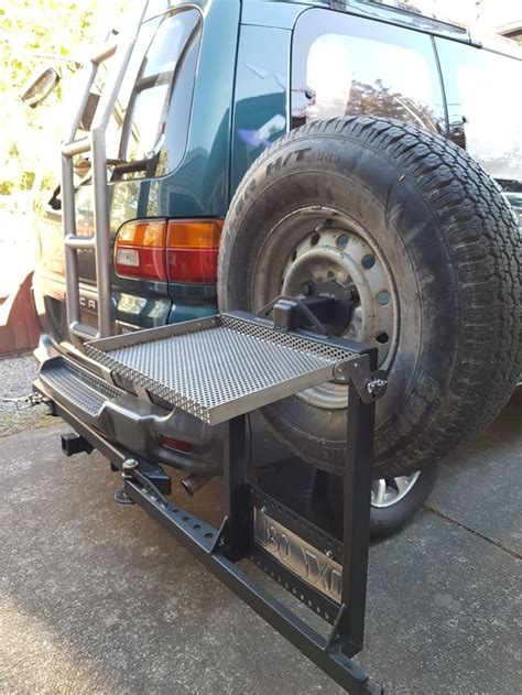 tailgate swing 42 best 95 mitsubishi delica cer conversion images on