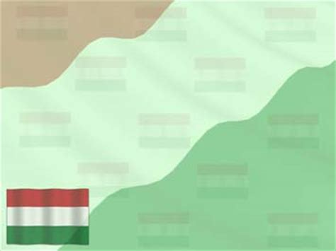 power point themes hungary hungary flag 01 powerpoint templates