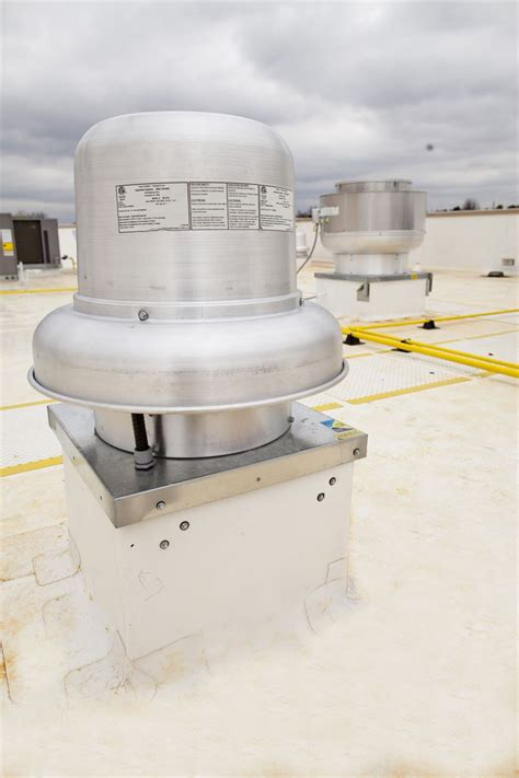 1500 cfm exhaust fan ventilation direct centrifugal downblast exhaust fan