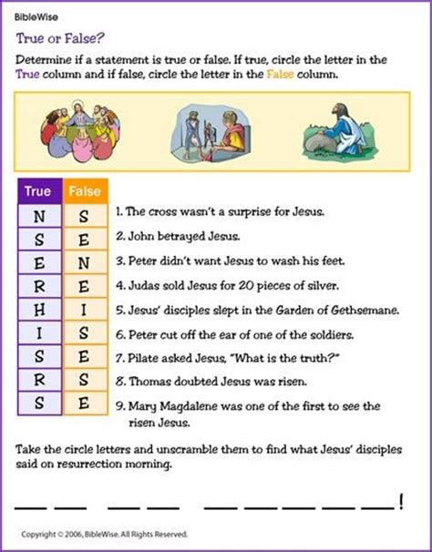 Or Youth Lesson 50 Best Images About Sunday School Work Sheets On