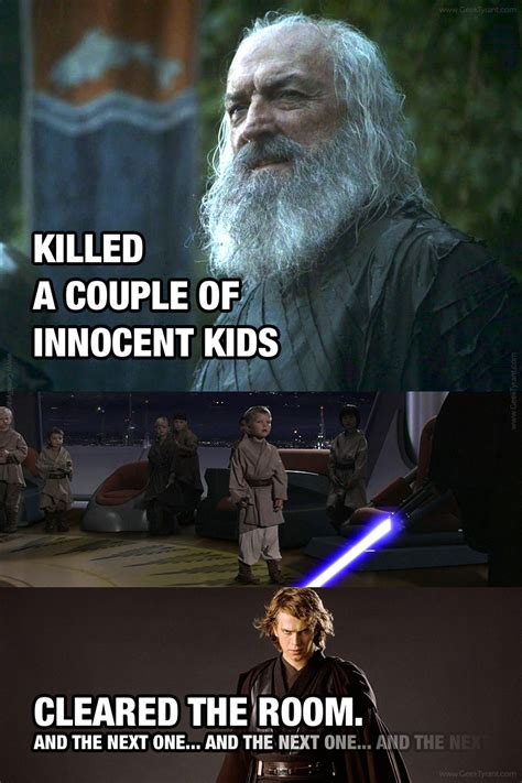 Star Wars Game Of Thrones Meme - star wars vs game of thrones memes geektyrant