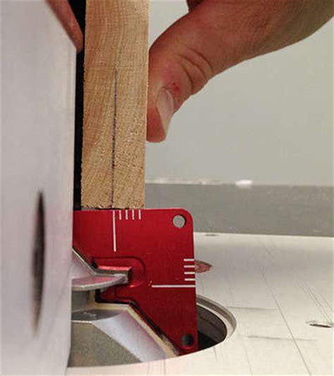 lock mitre jigs infinity tools