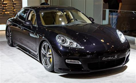 porsche panamera turbo car and driver