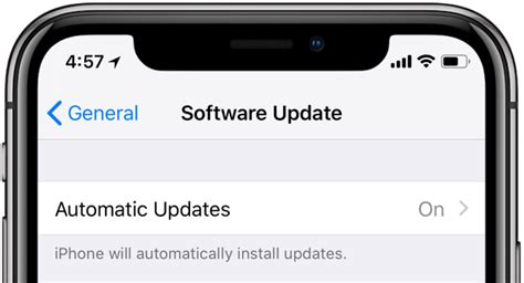 iphone update ios 12 brings automatic updates option to iphone and