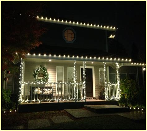 warm white fairy lights clear cable home design ideas