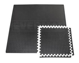 Floor Mats Big Size 20mm Large Interlocking Exercise Home Garage Anti