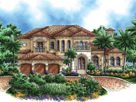 mediterranean house plan plan 040h 0064 find unique house plans home plans and