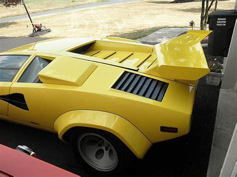 1982 Lamborghini Countach For Sale 1982 Lamborghini Countach For Sale Slatington Pennsylvania