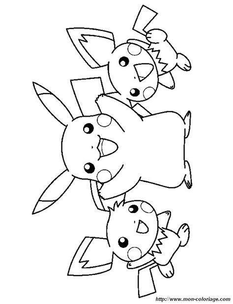 pikachu coloring pages pdf ausmalbilder pok 233 mon bild pikachu