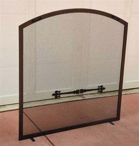 rumford fireplace screens classified