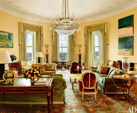 inside the house design inside the white house private residence of the obama