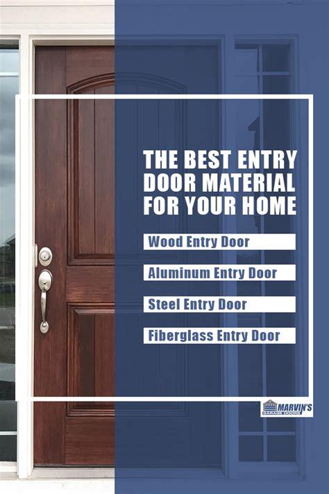choose  front door style marvins garage doors