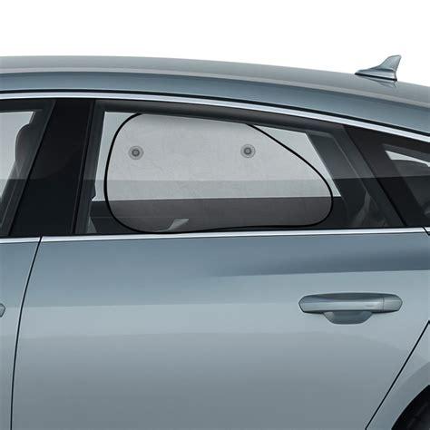 Custom Window Shades by Custom Accessories 174 17958 Contour Side Window Sun Shades