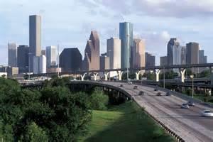 Houston Tx To Tx Houston Skyline Freeway Shoot Flickr Photo