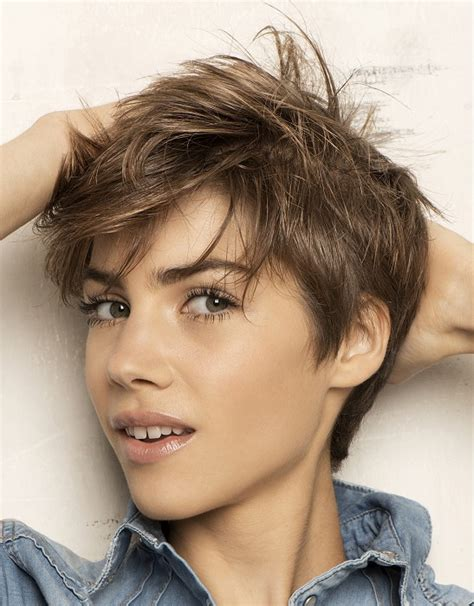 hairstyles messy 19 chic short and messy hairstyles styles weekly