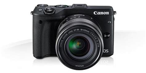 Canon Eos M3 Lazada Canon Eos M3 Mirrorless With Ef M 15 45mm Is Stm Lens Black Lazada Ph