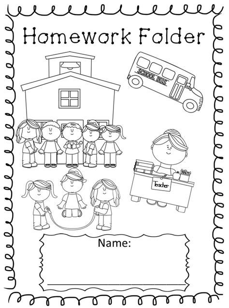 reference books for kindergarten coloring pages kindergarten homework folder reference