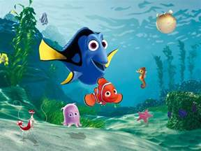 Fish Wall Mural 6 life lessons i learned from finding nemo