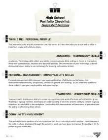 Sample Business Portfolio Template Best Photos Of High School Academic Portfolios Sample