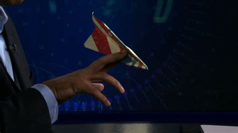learn how to fold a record breaking paper airplane