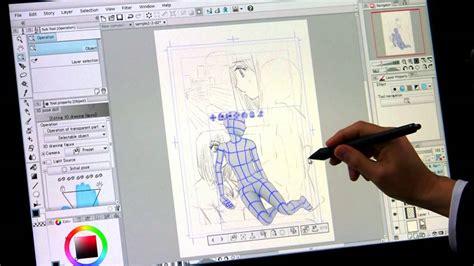 clip studio studio clip studio paint tutorial korean sub