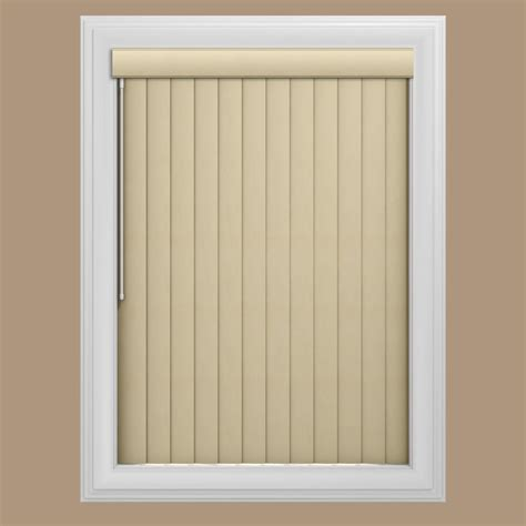 white 3 5 in pvc vertical blind 78 in w x 84 in l