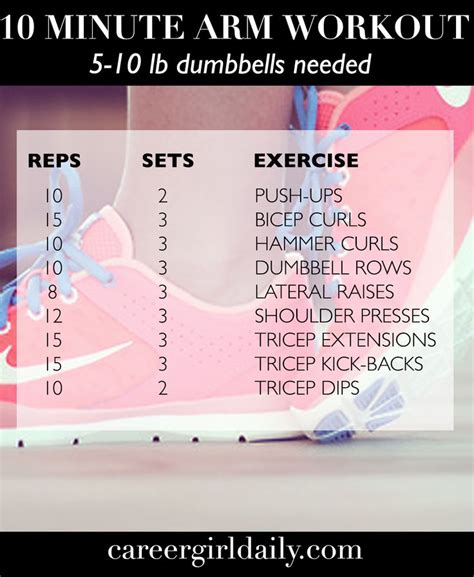 10 minute arm workout healthcom let s get rid of the arm jiggle 10 minute workout to